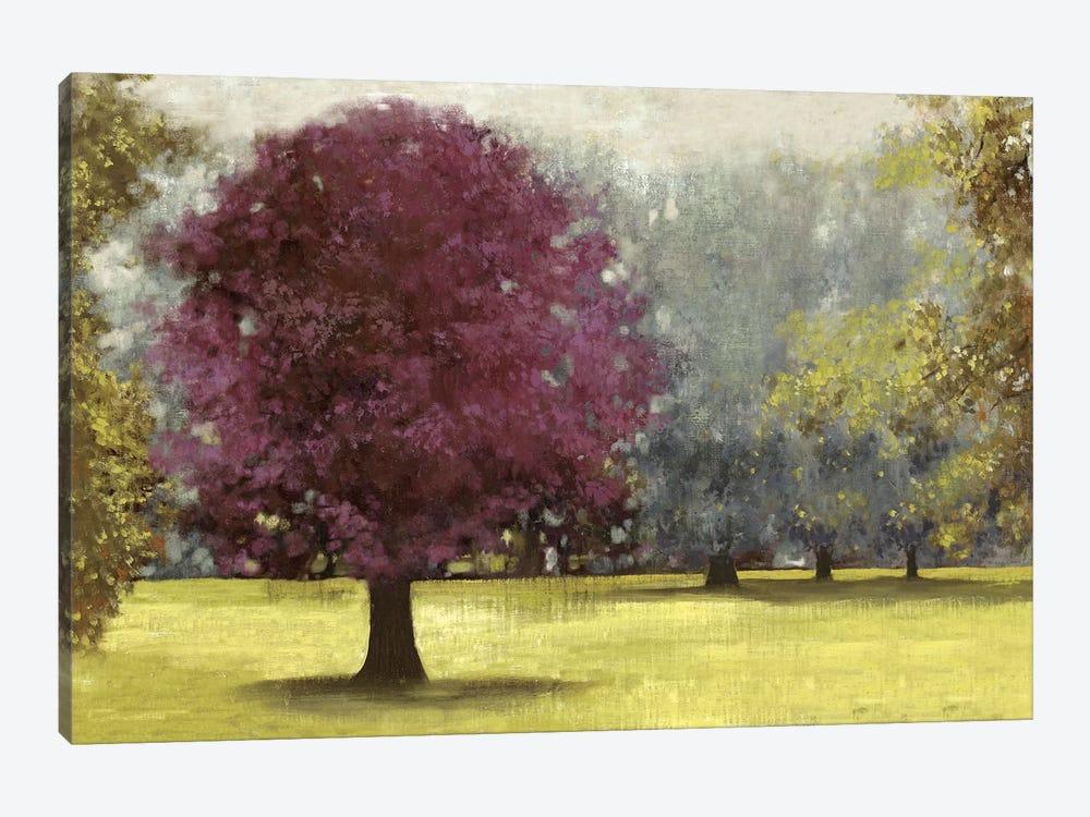 Summer Days, Plum by PI Studio 1-piece Canvas Print