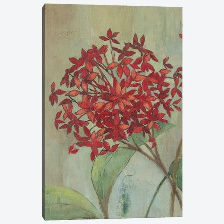 Summer Flowers I Canvas Print #PST722} by PI Studio Canvas Print
