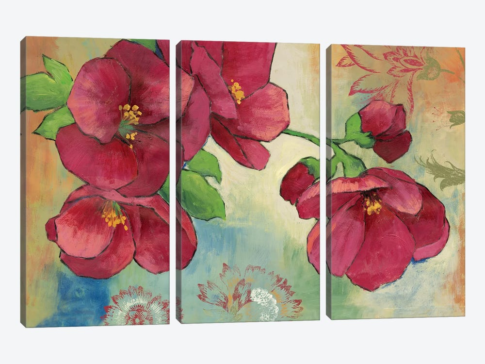 Be Radiant by PI Studio 3-piece Canvas Print