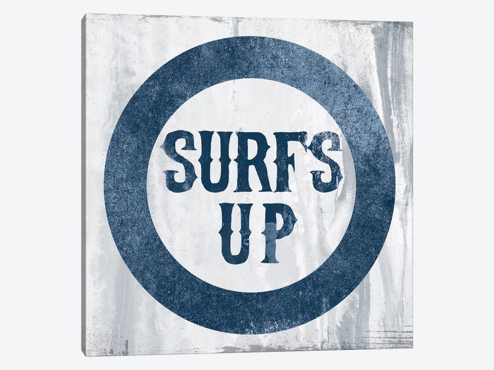Surf's Up by PI Studio 1-piece Canvas Print
