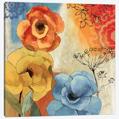 Tangerine Dreams I Canvas Print #PST741} by PI Studio Canvas Art Print