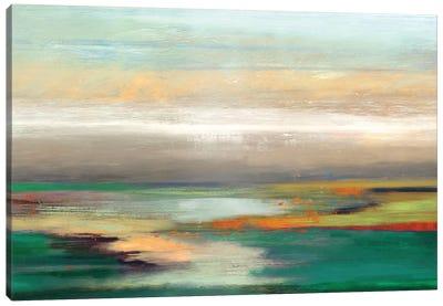 Teal Askew Canvas Art Print