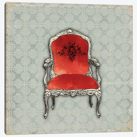 Bergère II Canvas Print #PST76} by PI Studio Canvas Wall Art