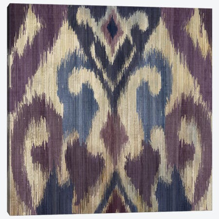 Traveller Ikat Canvas Print #PST779} by PI Studio Canvas Wall Art