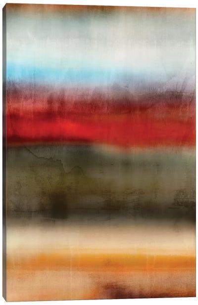 Tribal Colour Wash I Canvas Art Print
