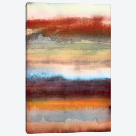 Tribal Colour Wash II Canvas Print #PST787} by PI Studio Canvas Art