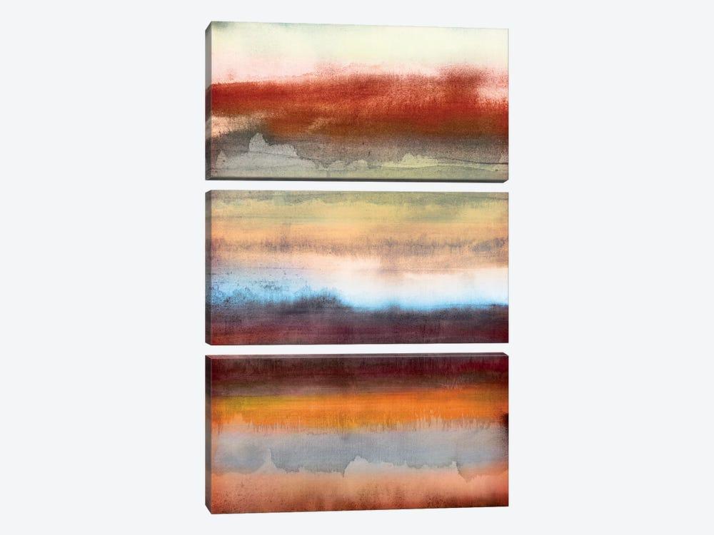 Tribal Colour Wash II by PI Studio 3-piece Canvas Wall Art
