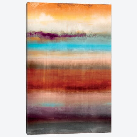 Tribal Colour Wash III Canvas Print #PST788} by PI Studio Canvas Print