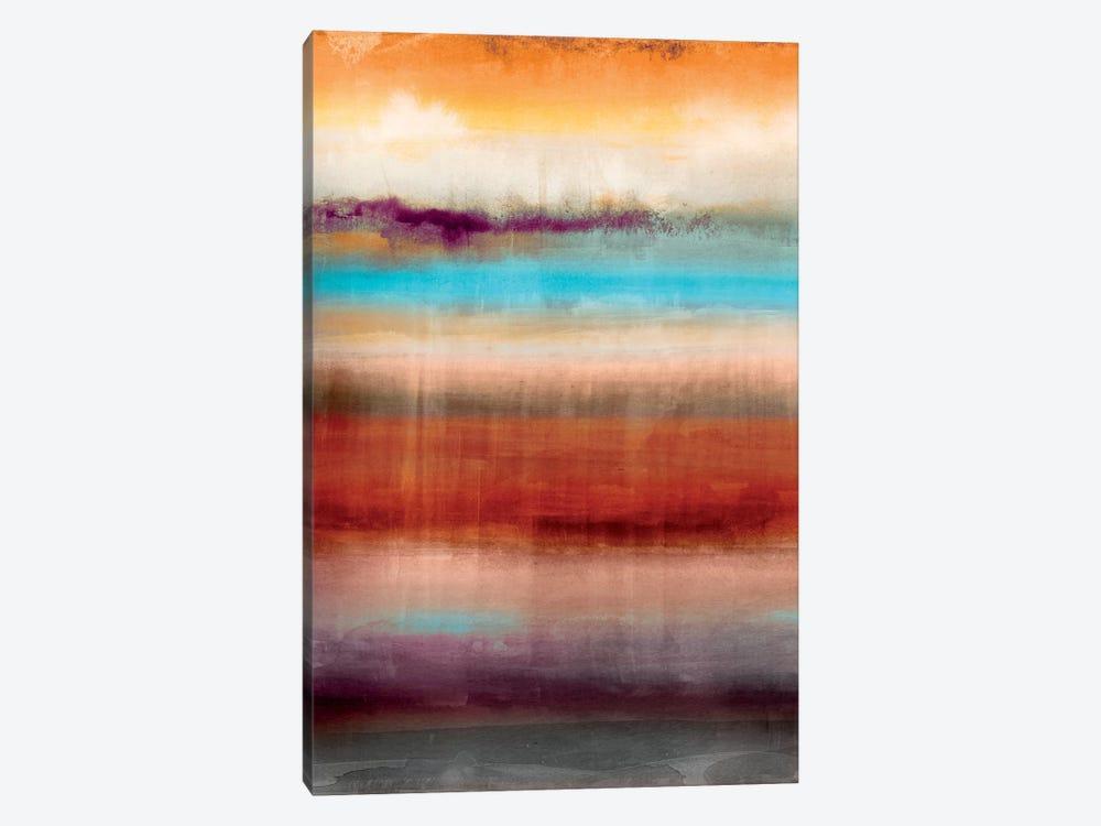 Tribal Colour Wash III by PI Studio 1-piece Canvas Art Print
