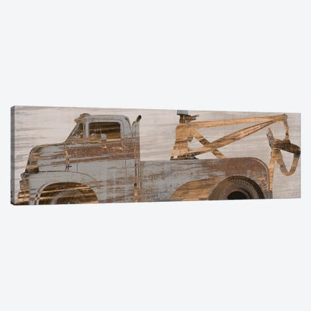 Trucks Curve Canvas Print #PST792} by PI Studio Canvas Wall Art