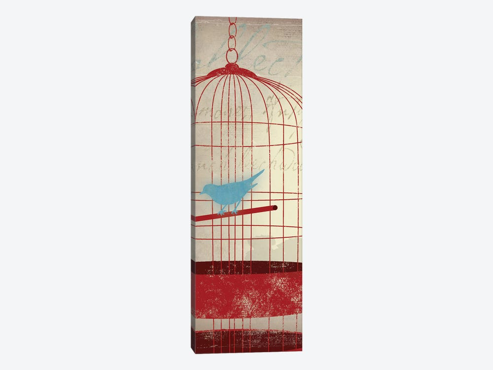 Twitter Panel I by PI Studio 1-piece Canvas Artwork
