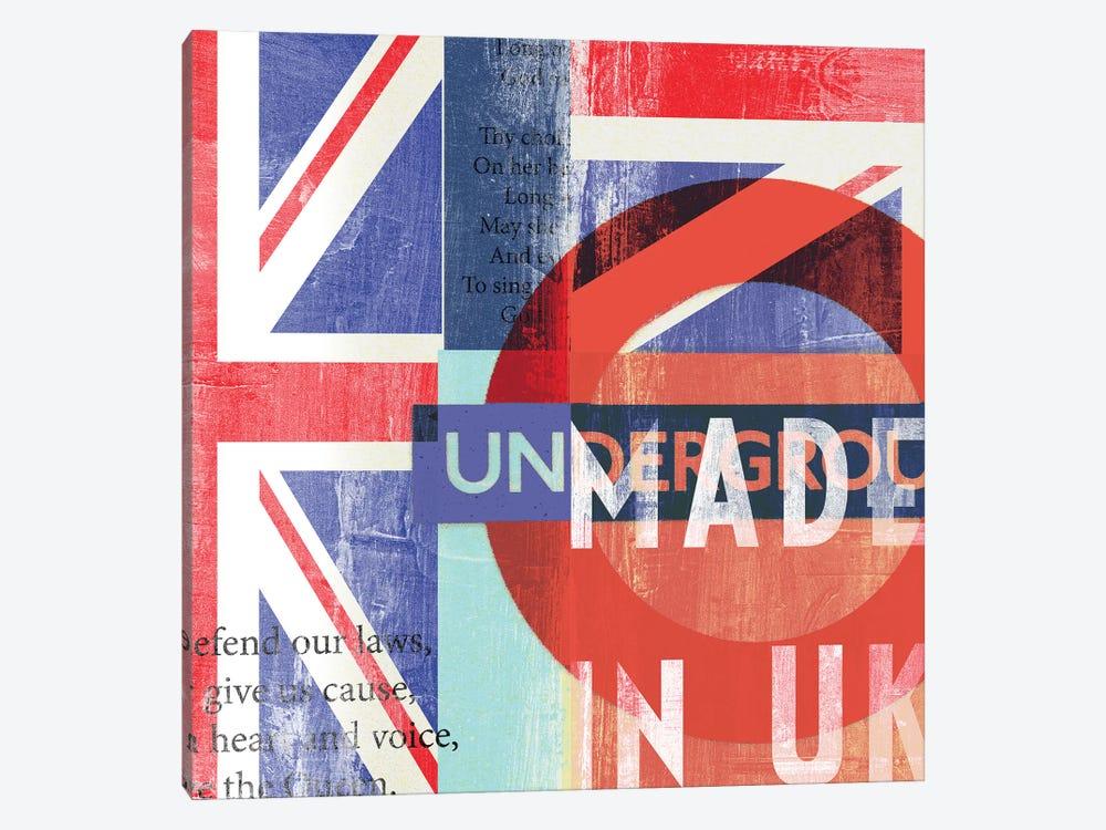 UK by PI Studio 1-piece Art Print