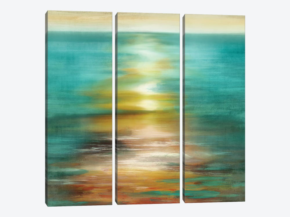 Under Brilliance by PI Studio 3-piece Canvas Wall Art