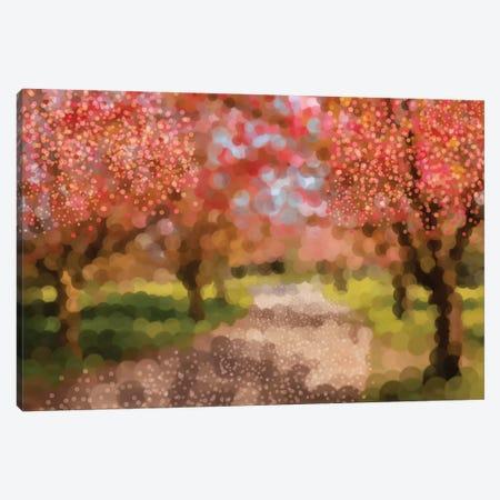 Undeterred Spring Canvas Print #PST804} by PI Studio Art Print