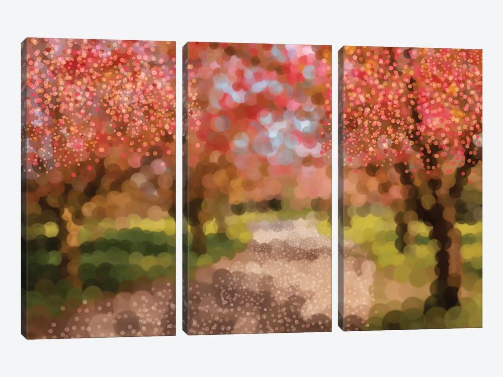Undeterred Spring by PI Studio 3-piece Art Print