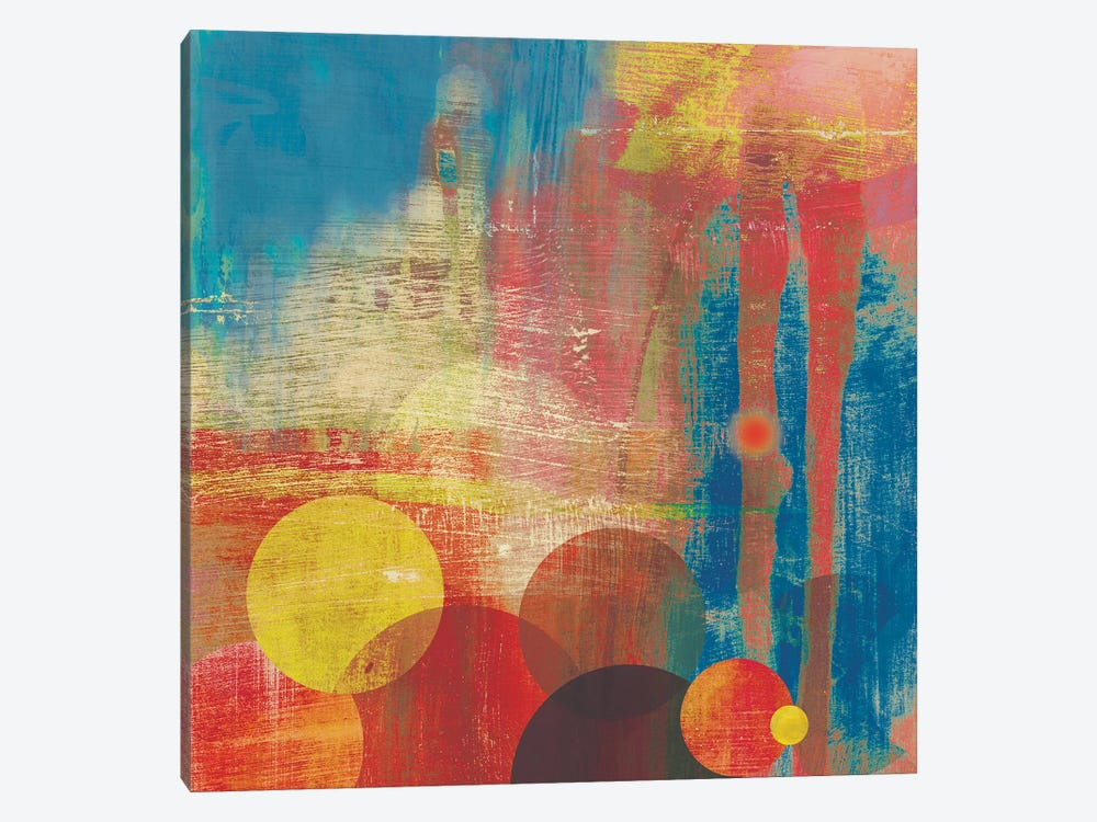 Big Lights 1-piece Canvas Wall Art