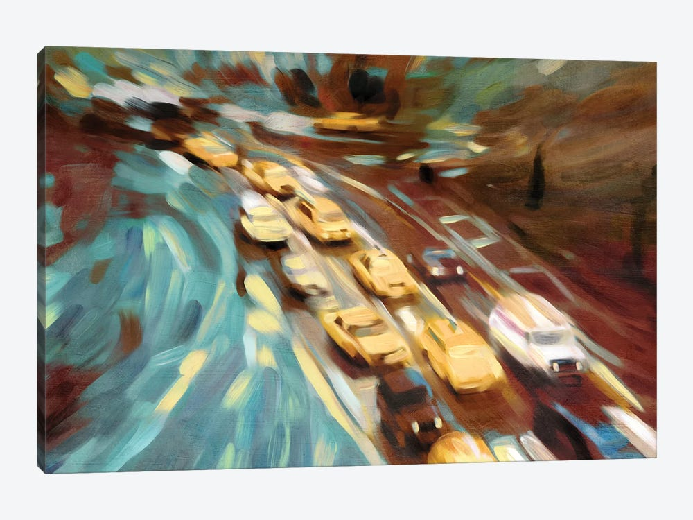 Velvet Highway 1-piece Art Print