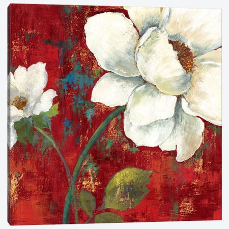 Velvet II Canvas Print #PST813} by PI Studio Art Print