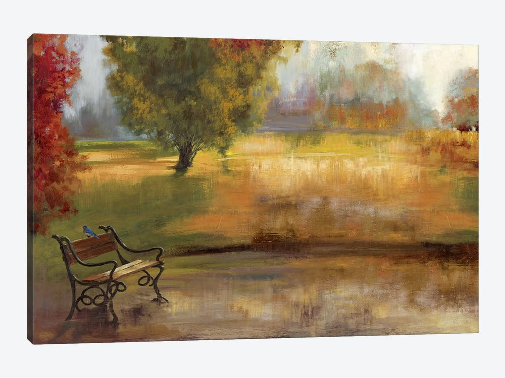 Waiting for You by PI Studio 1-piece Canvas Wall Art