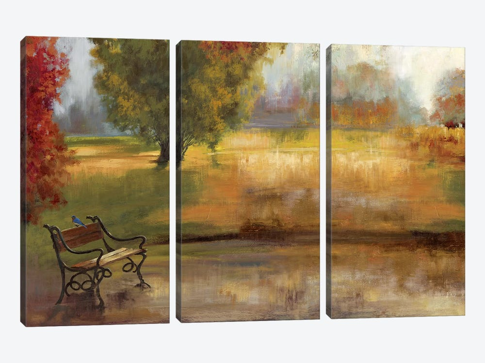 Waiting for You by PI Studio 3-piece Canvas Wall Art
