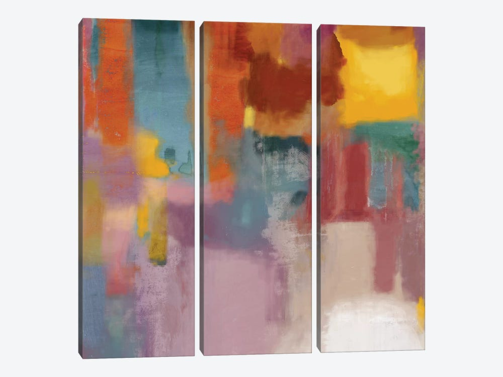 Water by PI Studio 3-piece Canvas Art