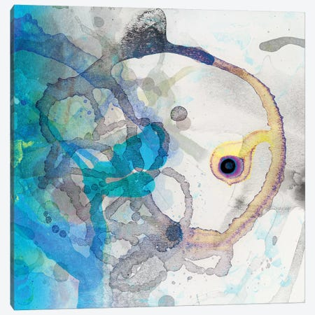 Watercolour Abstract II Canvas Print #PST836} by PI Studio Canvas Wall Art