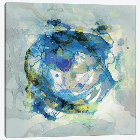 Watercolour Abstract III Canvas Print #PST837} by PI Studio Canvas Wall Art