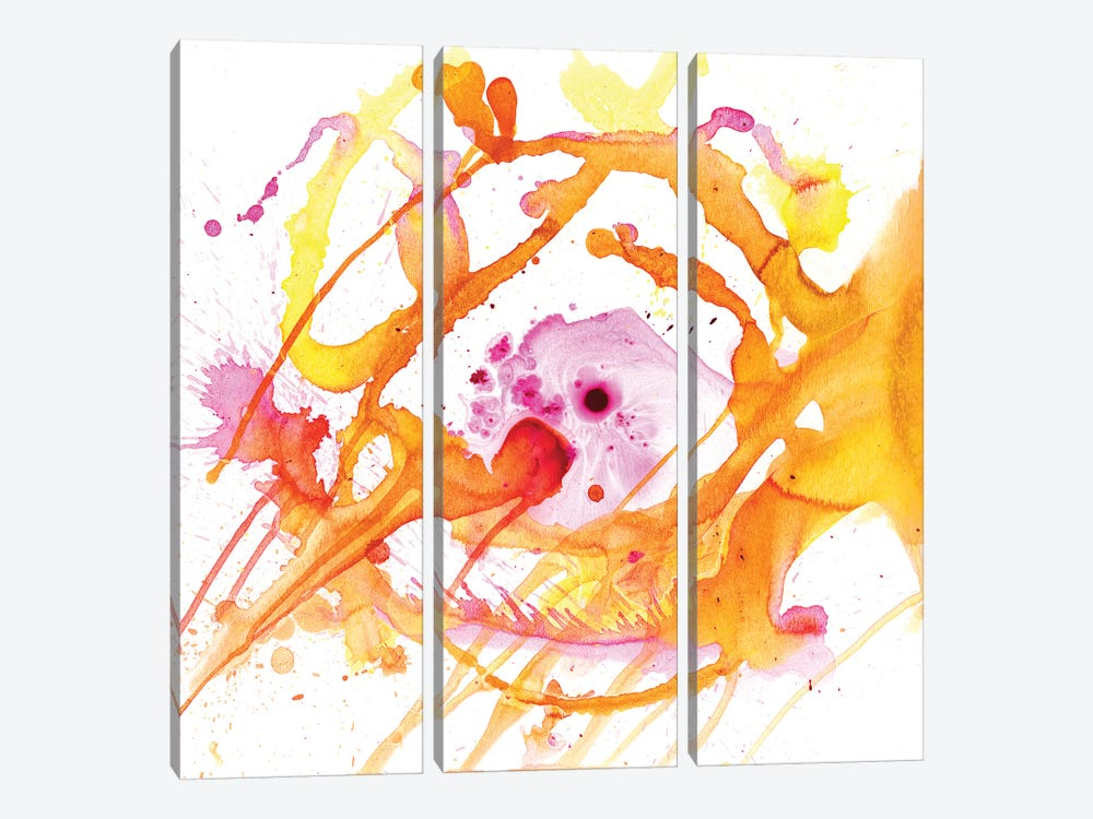 Watercolour Abstract V by PI Studio 3-piece Art Print