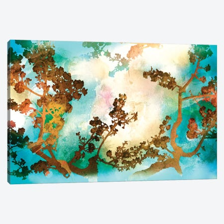 Watercolour Tree Canvas Print #PST841} by PI Studio Canvas Artwork