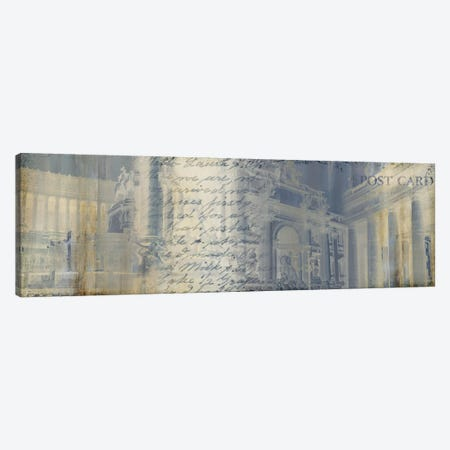 When In Rome Canvas Print #PST849} by PI Studio Canvas Art