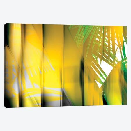 Yellow Shades Canvas Print #PST867} by PI Studio Art Print