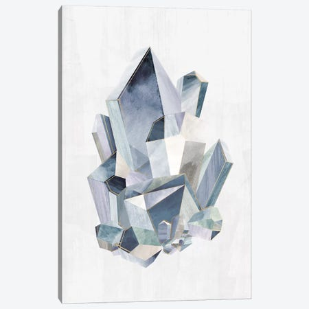 Crystal Pyramid Canvas Print #PST874} by PI Studio Canvas Art