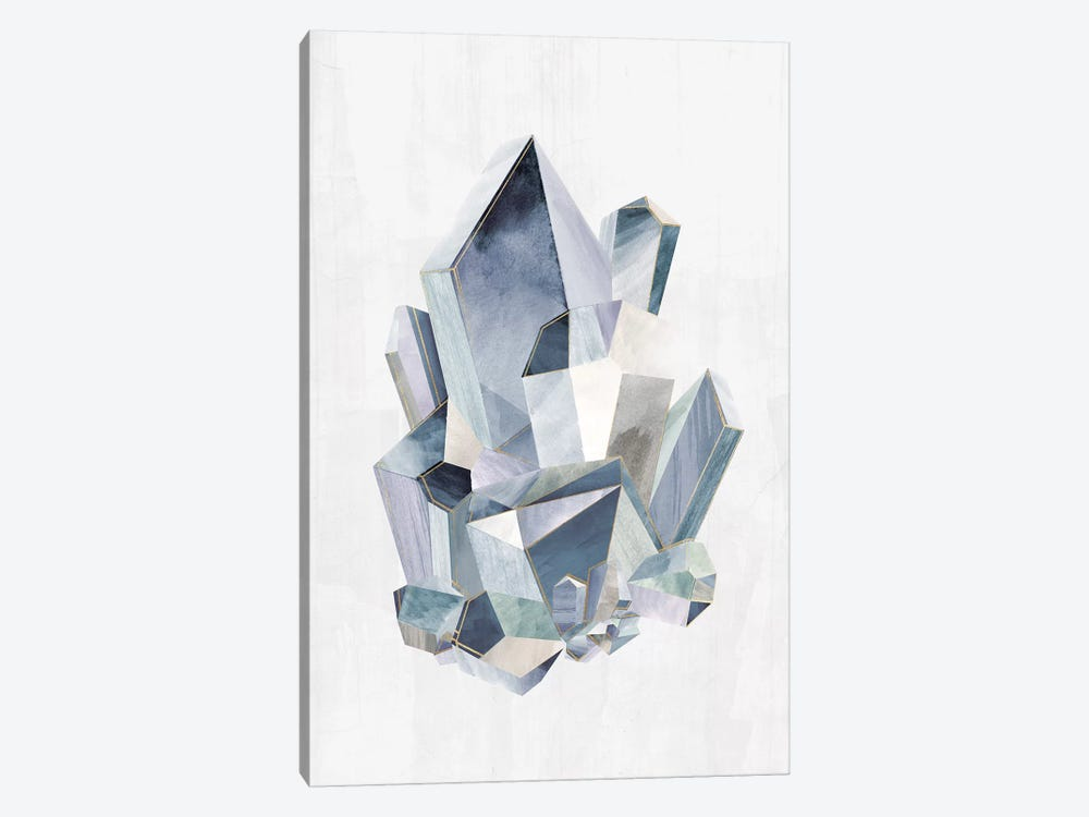 Crystal Pyramid by PI Studio 1-piece Canvas Art