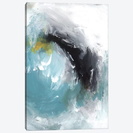 Aquamarine I Canvas Print #PST879} by PI Studio Canvas Print
