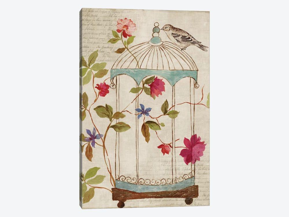 Bird's Escape by PI Studio 1-piece Canvas Art Print