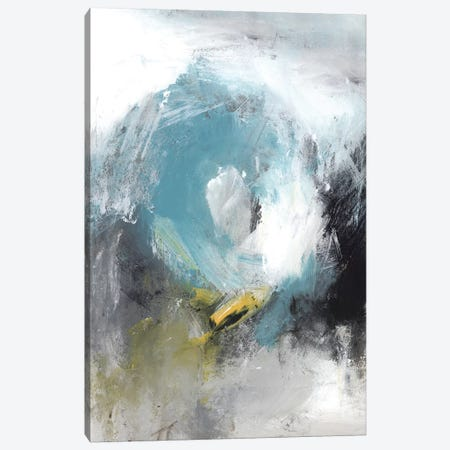 Aquamarine II Canvas Print #PST880} by PI Studio Canvas Art