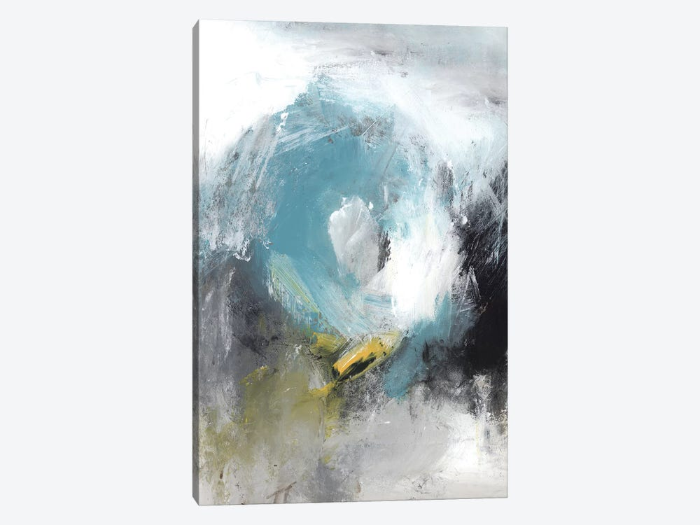 Aquamarine II by PI Studio 1-piece Canvas Print