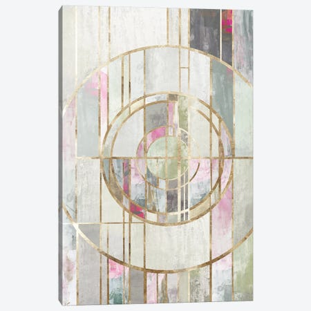 Blush Deco I Canvas Print #PST884} by PI Studio Canvas Art Print