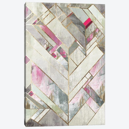 Blush Deco II Canvas Print #PST885} by PI Studio Canvas Print