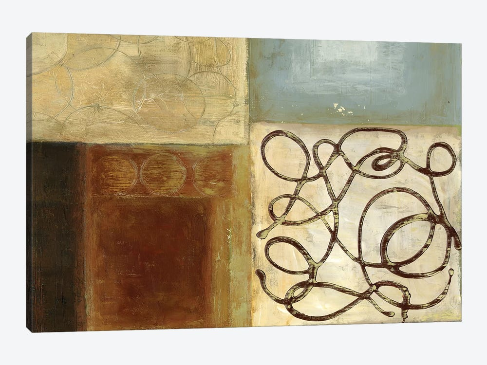 Bits And Pieces by PI Studio 1-piece Canvas Art