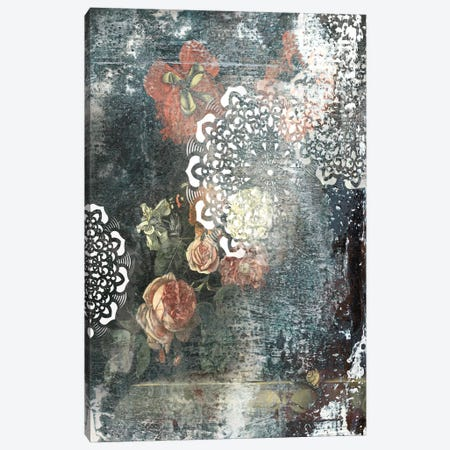 Doily I Canvas Print #PST892} by PI Studio Art Print