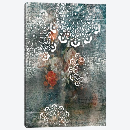 Doily II Canvas Print #PST893} by PI Studio Art Print
