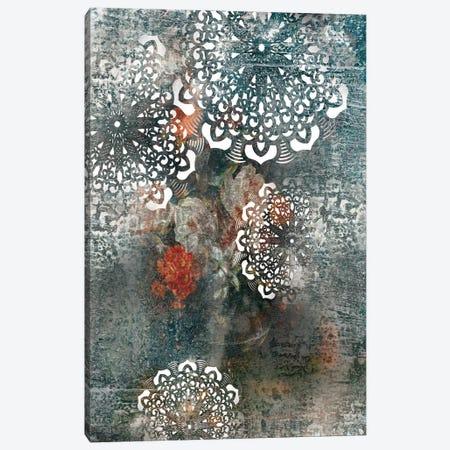 Doily II Canvas Print #PST893} by PI Studio Art Print