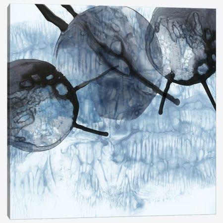 Dripping Circles III Canvas Print #PST898} by PI Studio Canvas Print