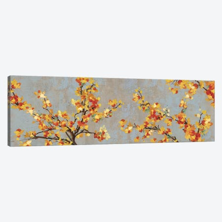 Bittersweet Branch I Canvas Print #PST89} by PI Studio Canvas Artwork
