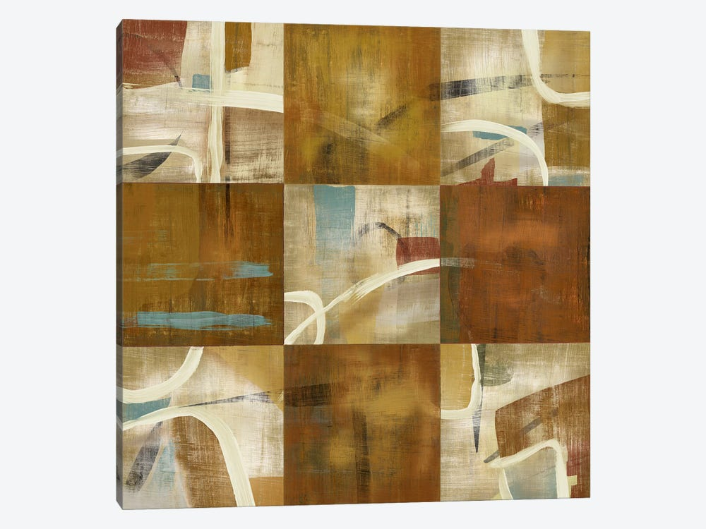Abstraction by PI Studio 1-piece Canvas Artwork