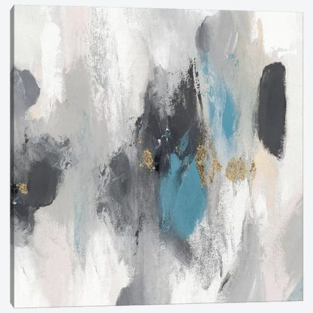 Gray Days I Canvas Print #PST902} by PI Studio Canvas Print