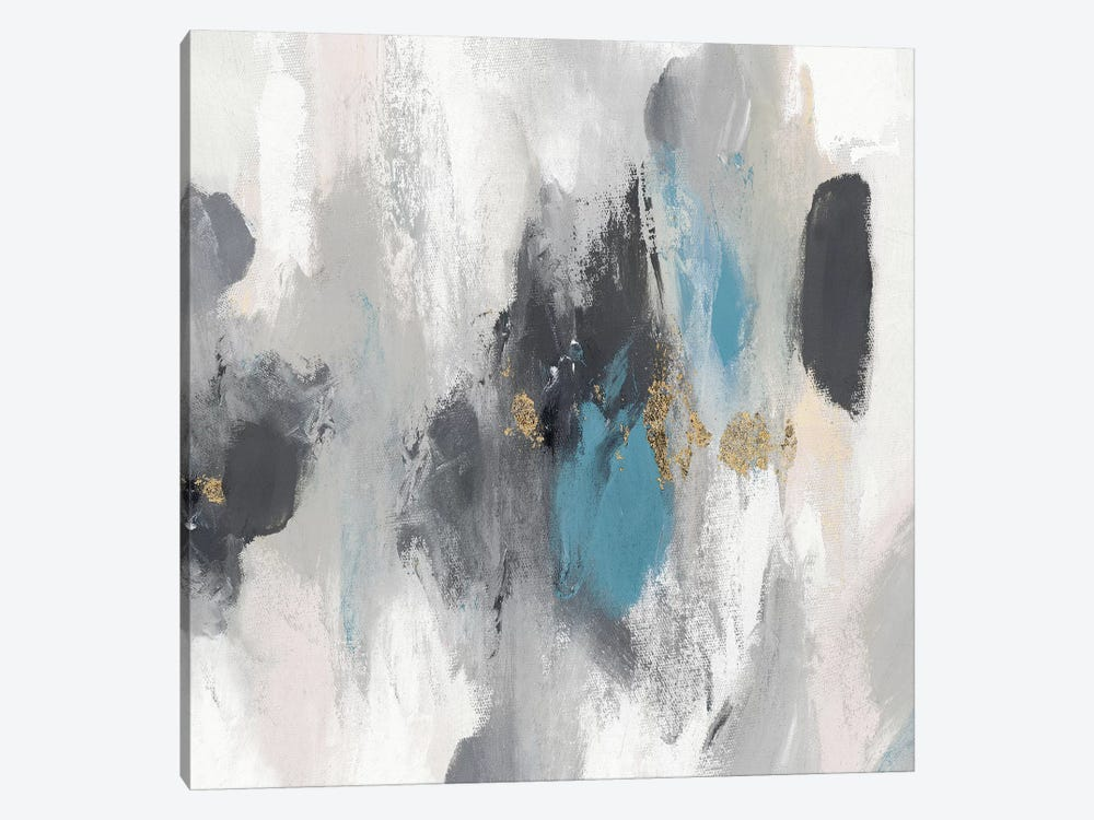 Gray Days I by PI Studio 1-piece Canvas Artwork