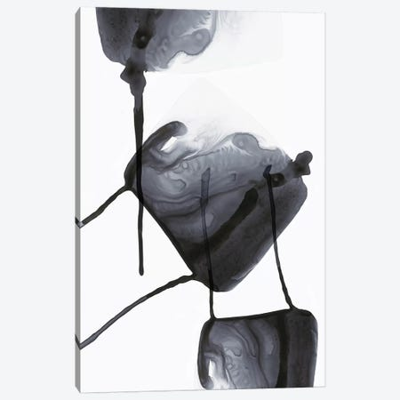 Inked II Canvas Print #PST905} by PI Studio Canvas Artwork