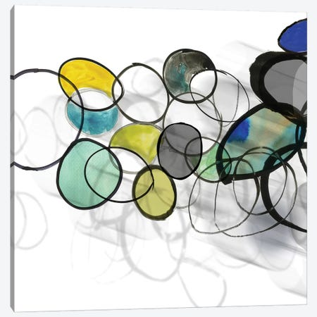 Installation I Canvas Print #PST906} by PI Studio Canvas Artwork